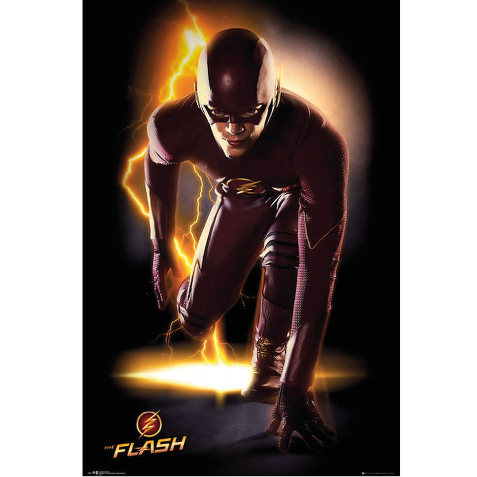 dc-comics-the-flash-speed-maxi-poster-61-x-915cm