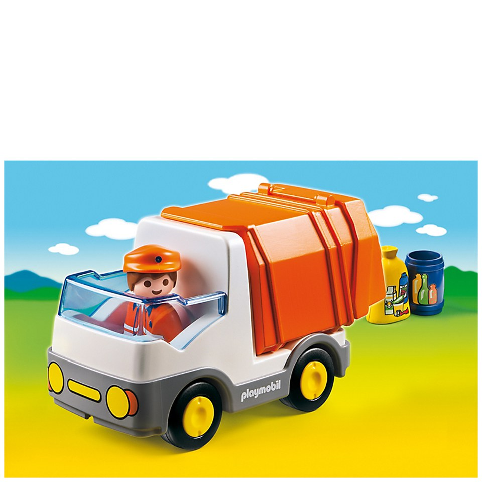 playmobil-123-recycling-truck-6774
