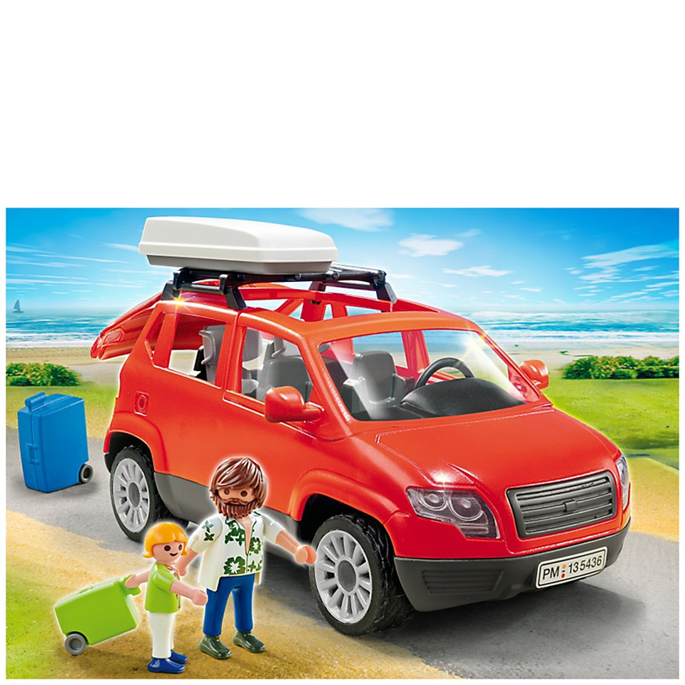 Playmobil Camping Family SUV 5436 IWOOT