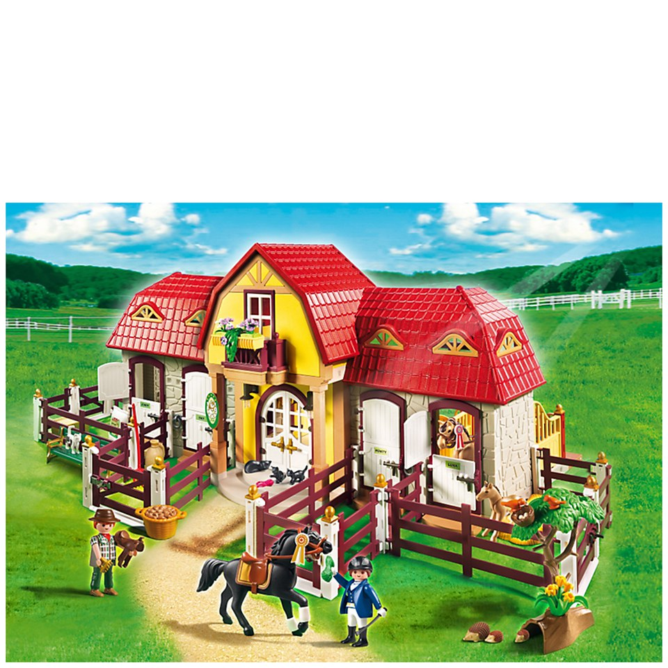 playmobil-horse-farm-large-pony-farm-5221