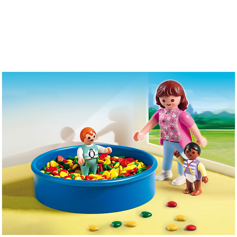playmobil-pre-school-ball-pit-5572