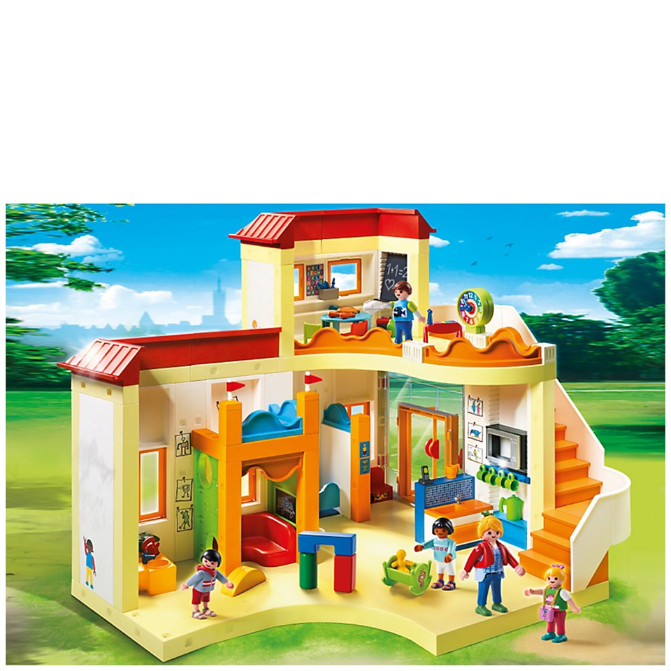 playmobil-sunshine-pre-school-5567