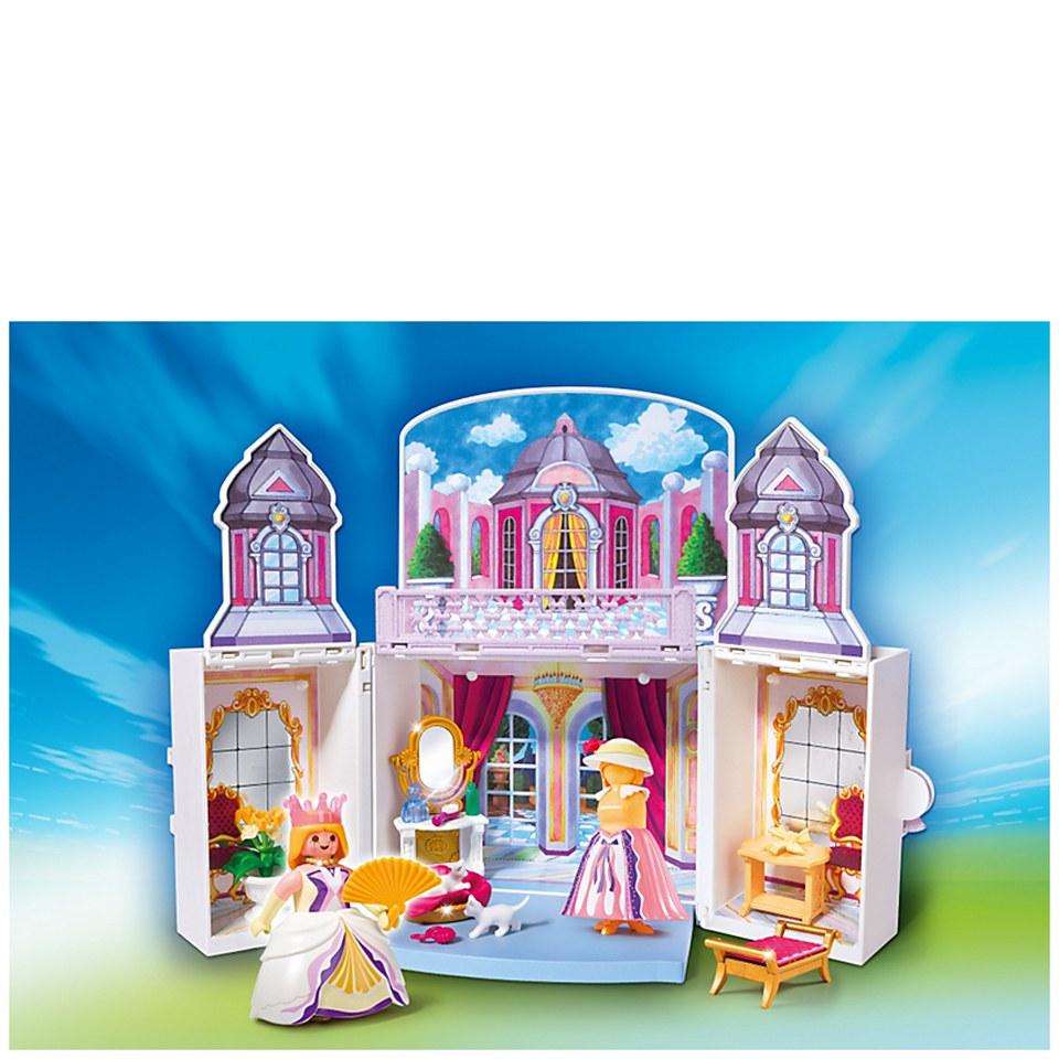 Playmobil Princesses My Secret Princess Castle Play Box