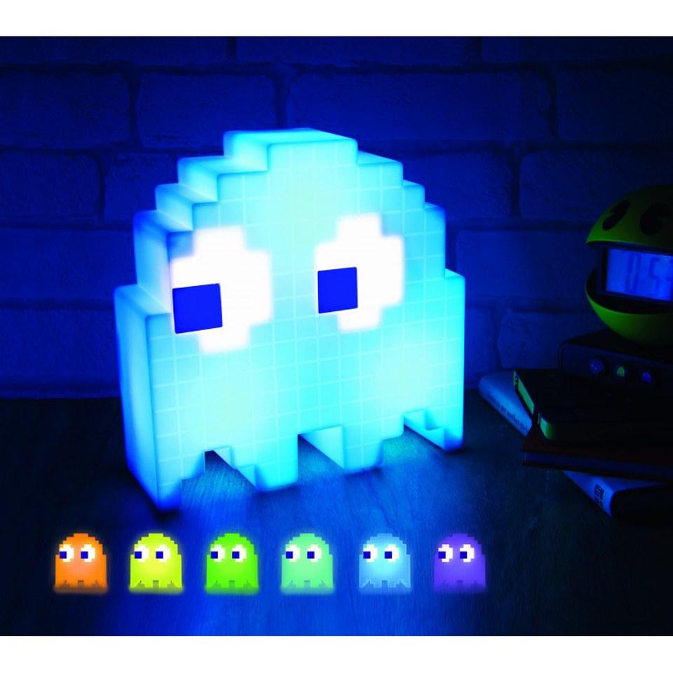 Pac Man Geist USB Lampe mit Farbwechsel