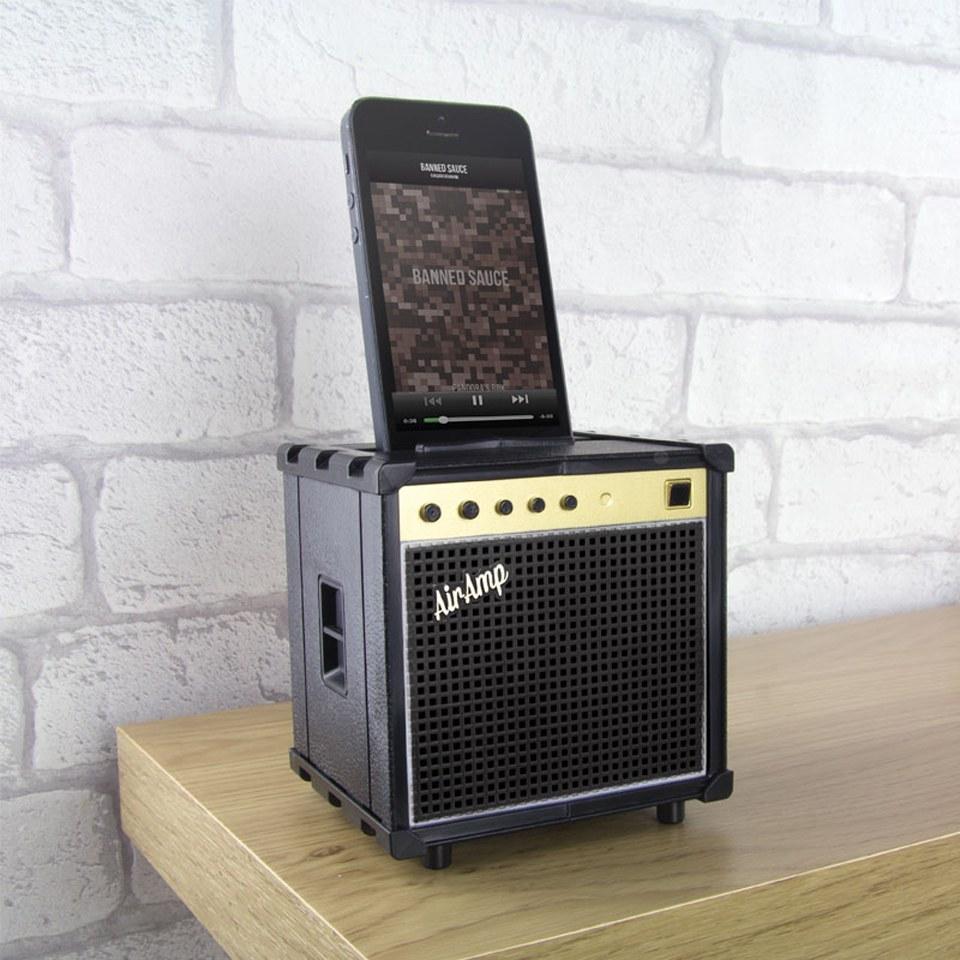 Ausgefallengadgets - Air Amp Musik Verstärker - Onlineshop Sowas Will Ich Auch