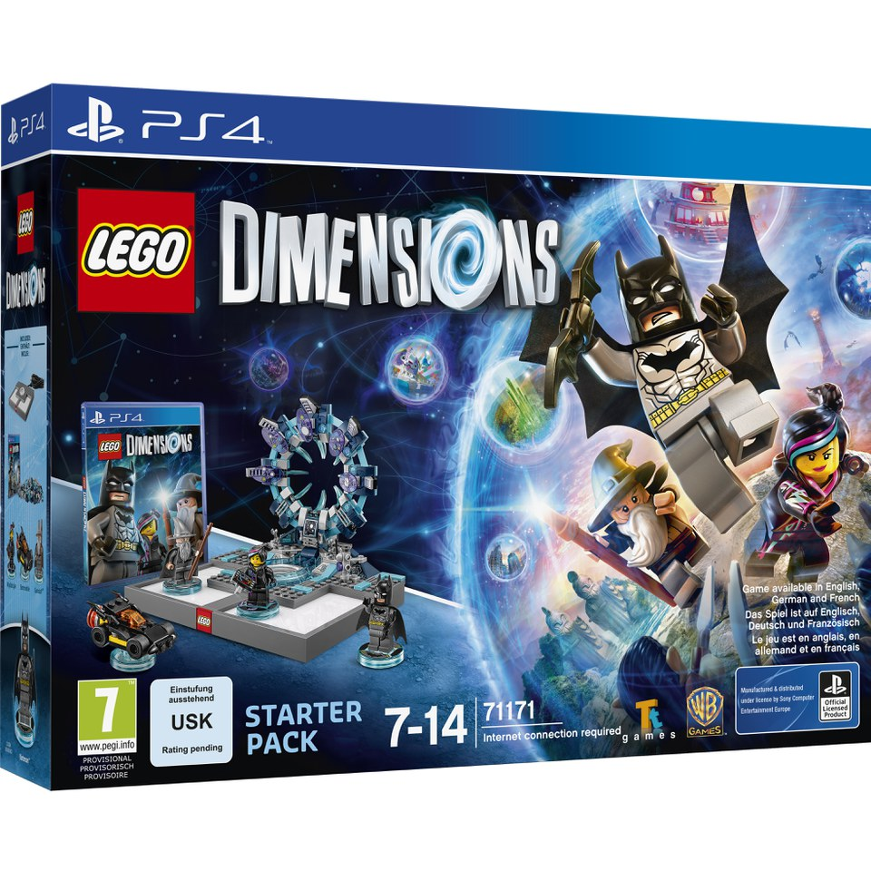 LEGO Dimensions PS4 | ...