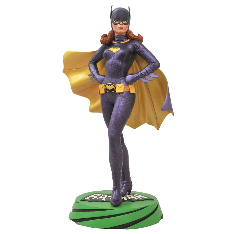 diamond-select-dc-comics-batman-1966-tv-series-batgirl-12-inch-statue