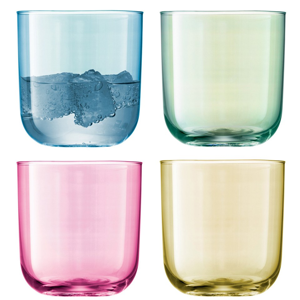 lsa-polka-pastel-tumblers-420ml-set-of-4