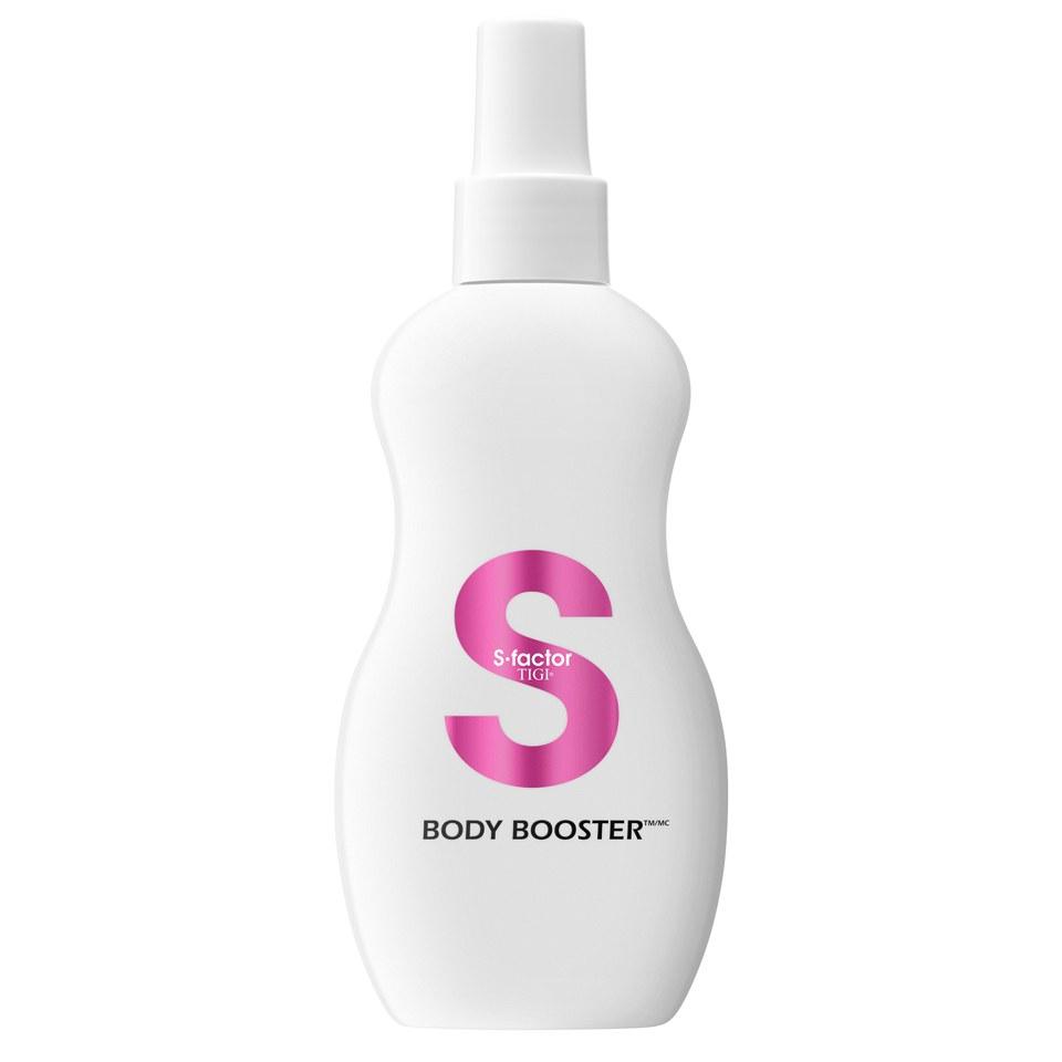 TIGI S-Factor Body Booster spray volumisant (200ml)
