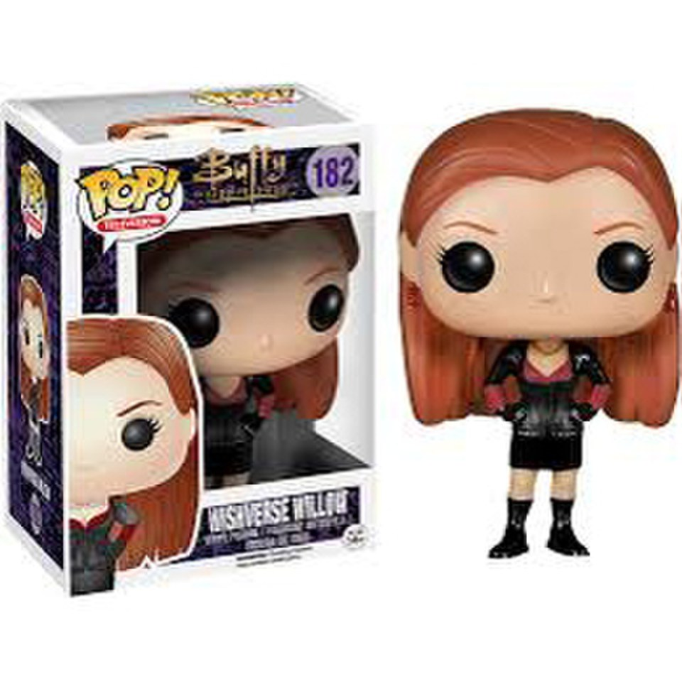 Buffy The Vampire Slayer Wishverse Willow Pop Vinyl