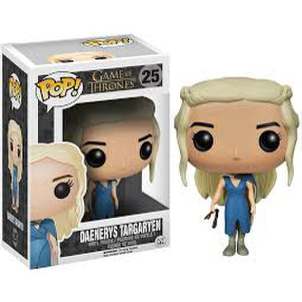 Game of Thrones Daenerys in Blue Gown Funko Pop! Figur