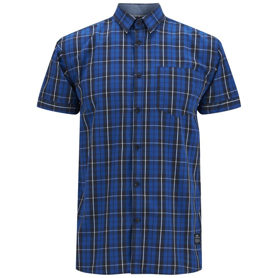 Jack jones men 39 s roy shirt turkish sea mens clothing for Turkey mens designer shirts