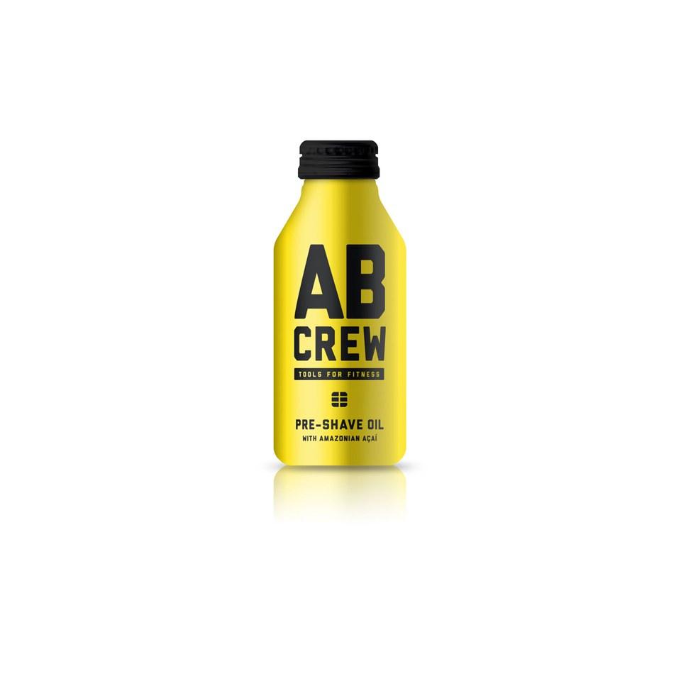 AB CREW Men's Pre-Shave Oil (60ml)