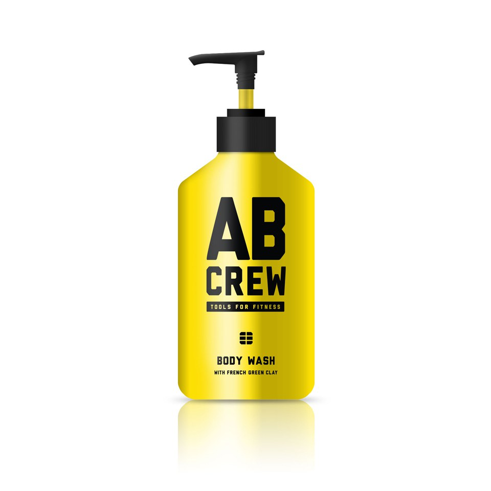 AB CREW Men's Body Wash (480 ml)