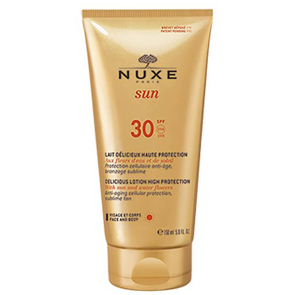 Nuxe Sun Melk Delicieux Gezicht Lichaam Ip30 150ml