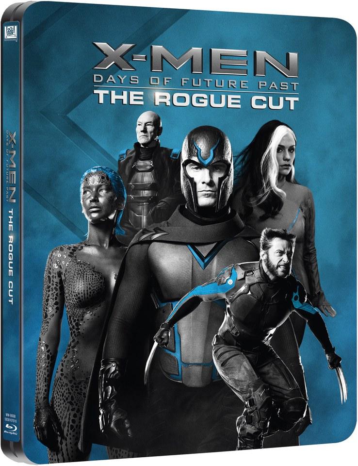 x-men-days-of-future-past-the-rogue-cut-zavvi-exclusive-edition-steelbook