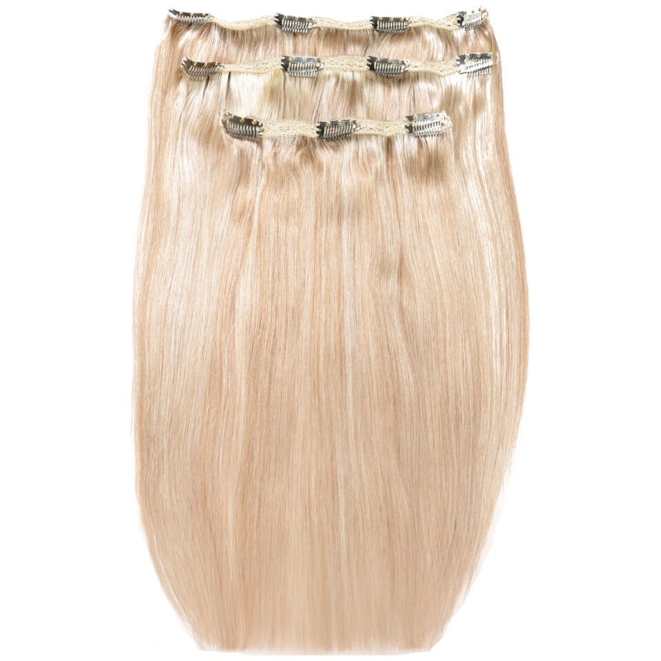 beauty-works-deluxe-clip-in-hair-extensions-18-inch-champagne-blonde-61318