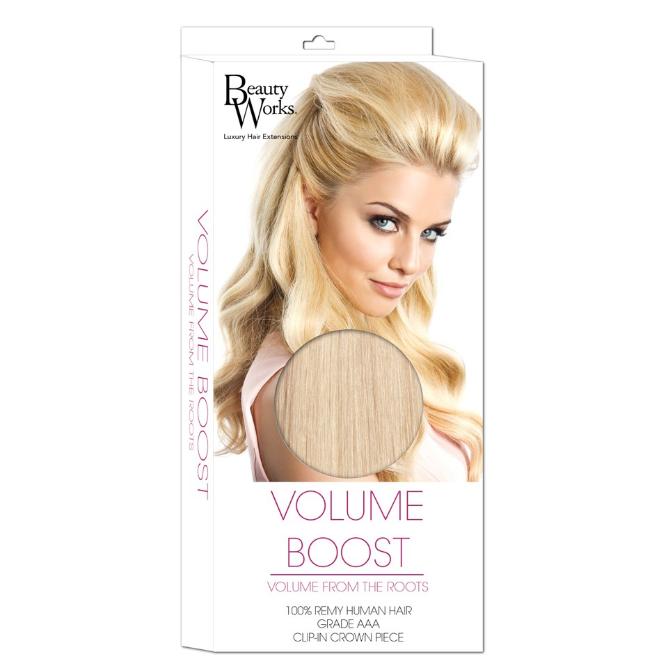 Beauty Works Volume Boost Hair Extensions 61324 La Blonde Free