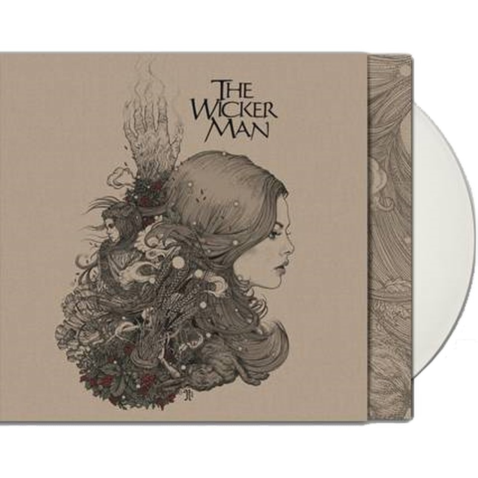 The Wicker Man Ost 1lp Limited 40th Anniversary