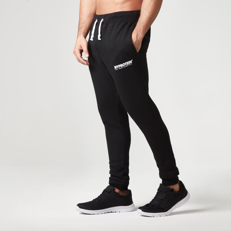 Foto Myprotein Men's Skinny Fit Sweatpants, Black, L