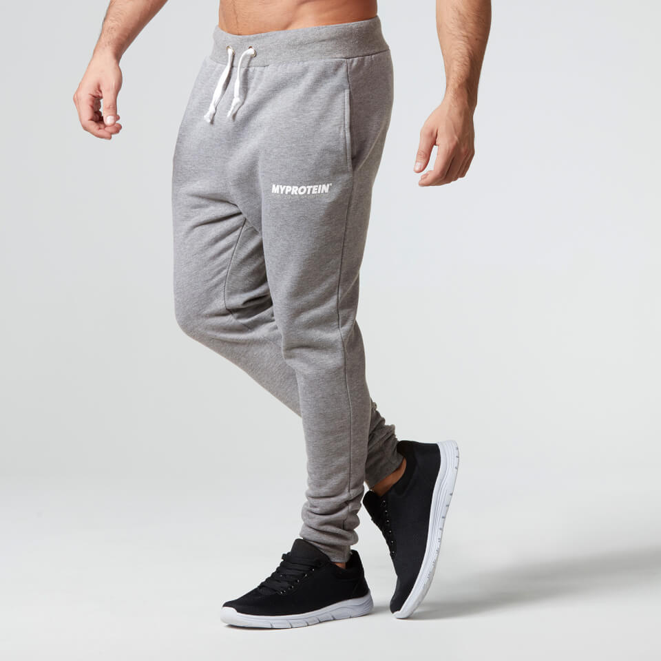 Foto Myprotein Men's Skinny Fit Sweatpants, Charcoal, L