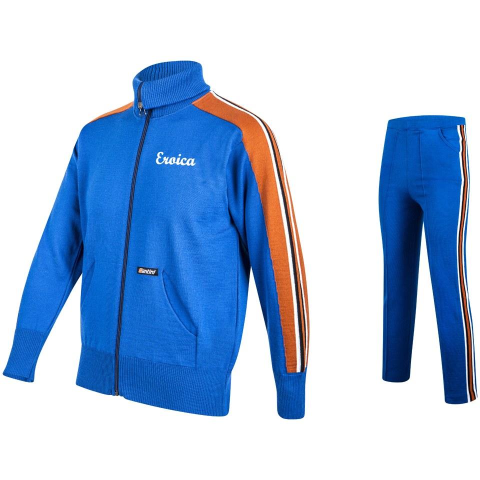 santini-eroica-70s-wool-training-zip-fastening-2015-heritage-series-track-suit-blue-m
