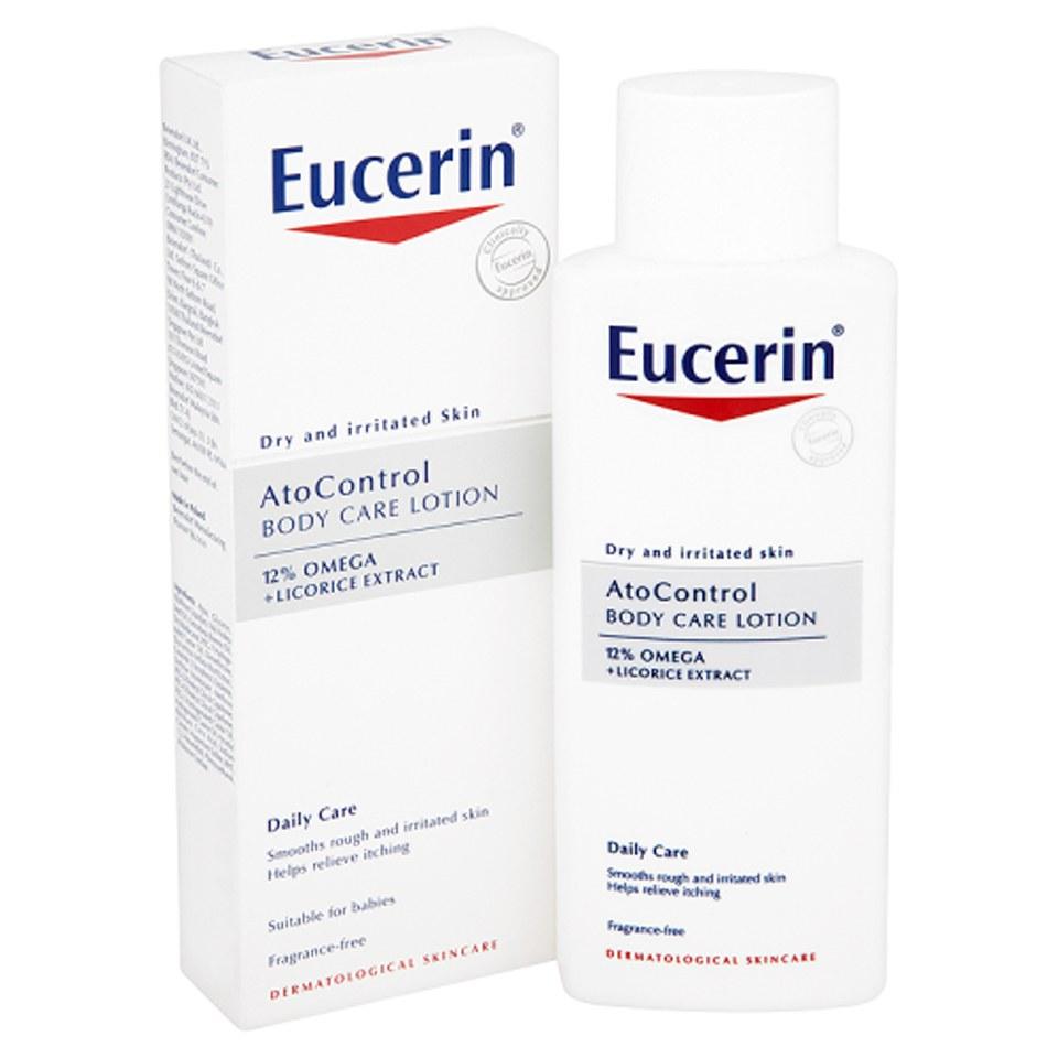 eucerin atocontrol body care lotion 250ml free shipping lookfantastic. Black Bedroom Furniture Sets. Home Design Ideas