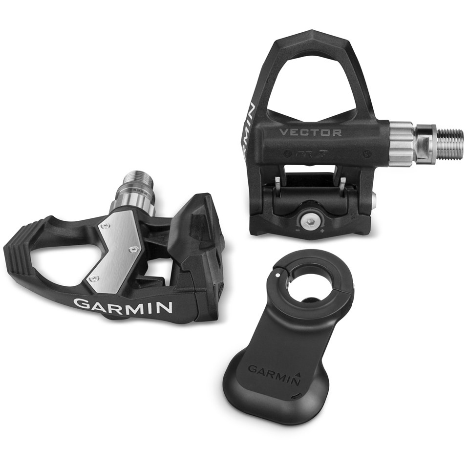 Garmin Vector 2S Single Sided Power Meter Pedals - Large (15-18mm)