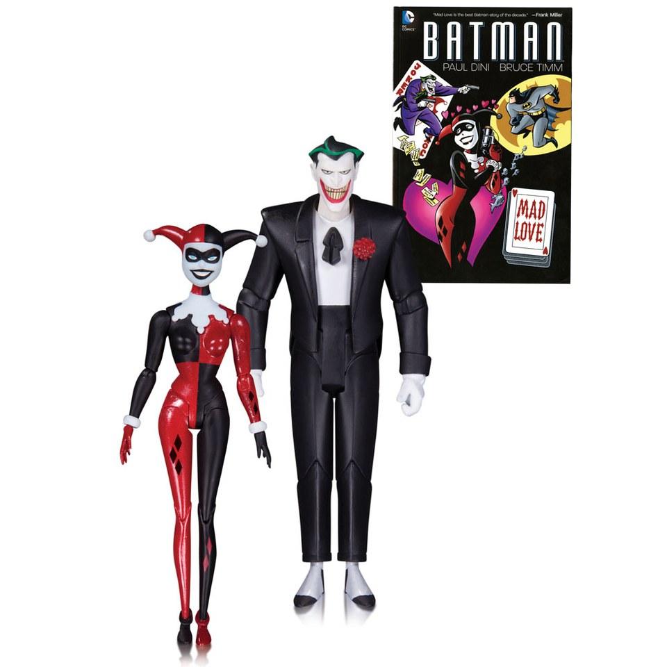 Dc Collectibles Dc Comics Batman The Animated Series Joker