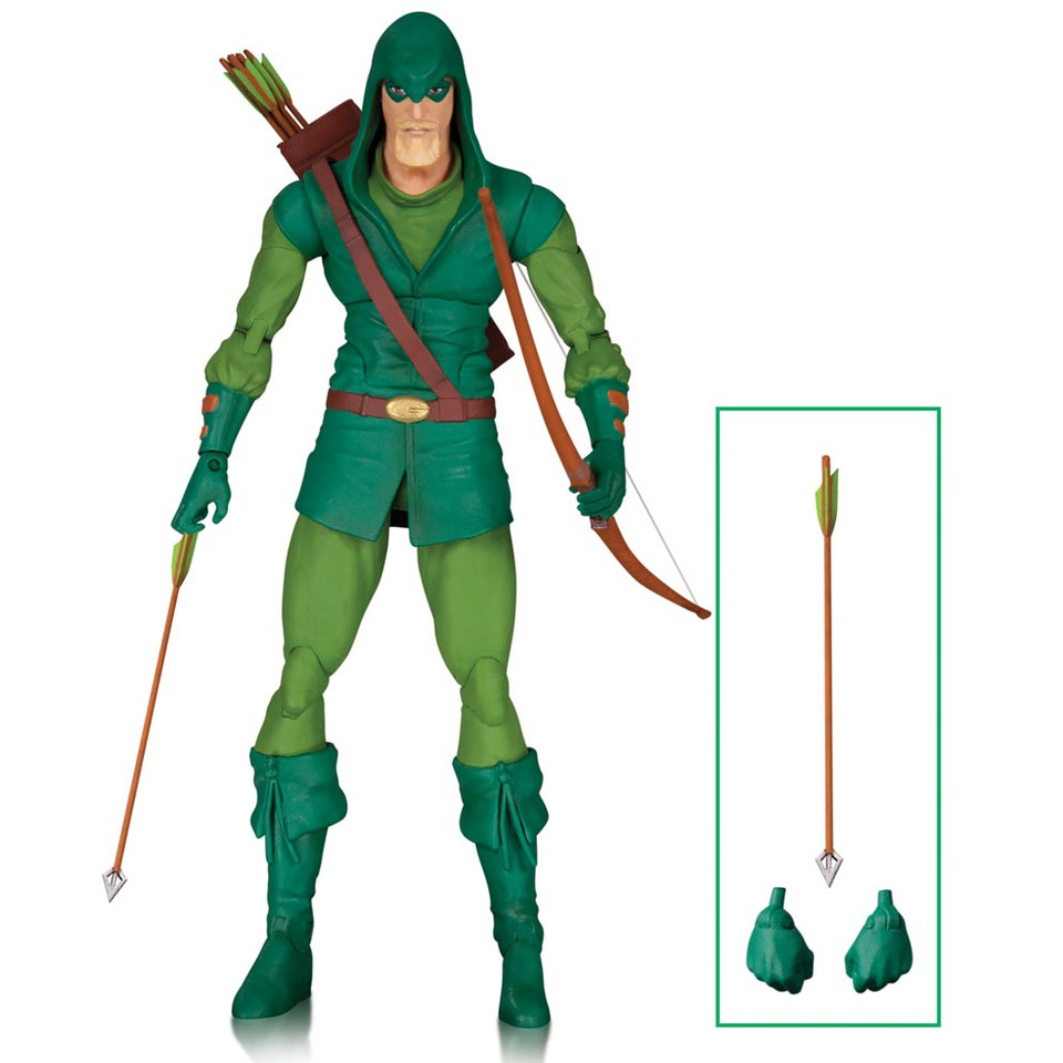 dc-collectibles-dc-comics-the-longbow-hunters-green-arrow-6-inch-action-figure