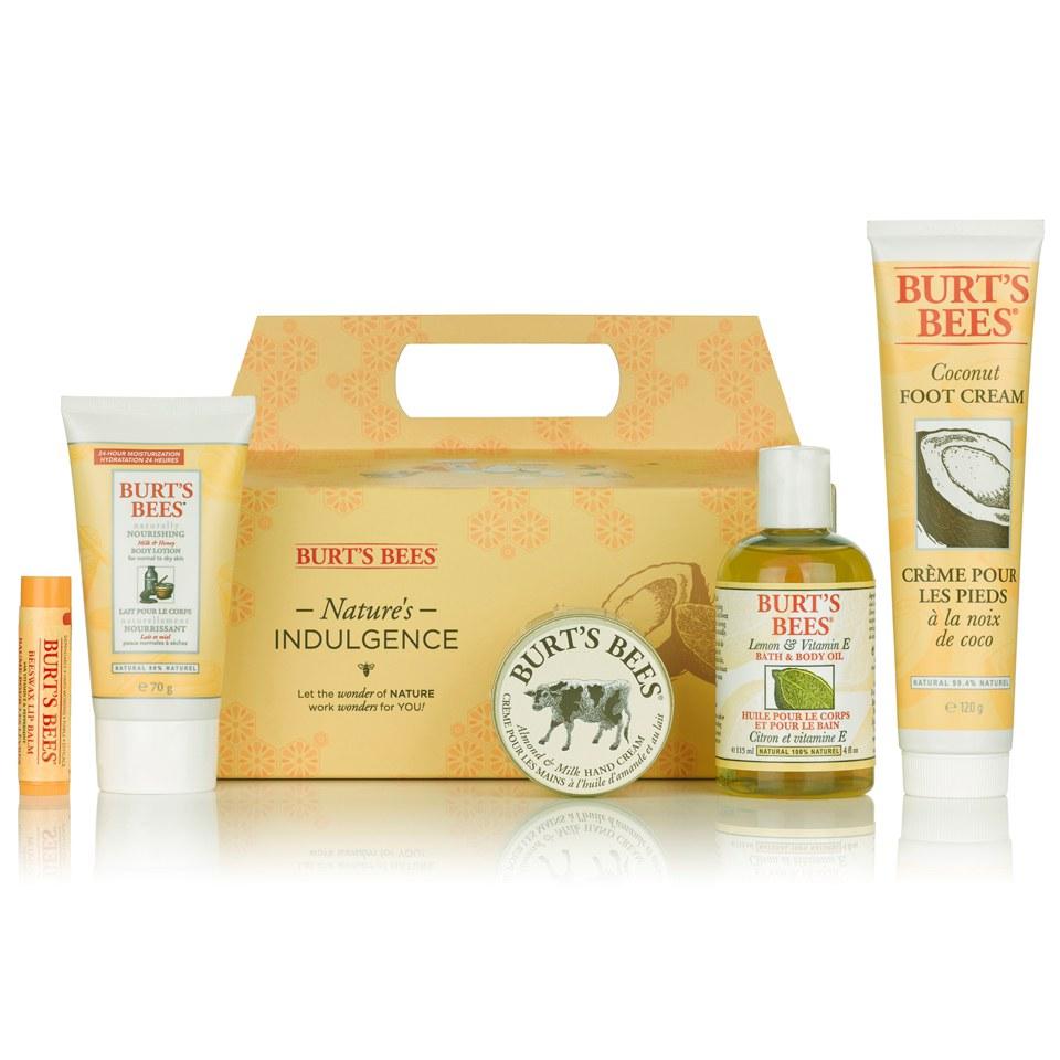 Burt's Bees Nature's Indulgence Gift Set