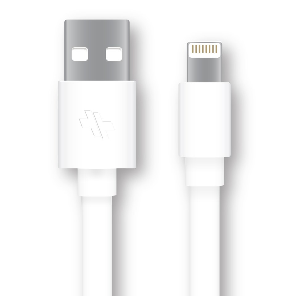 swiss-mobility-synccharge-flat-cable-4ft-for-lightning-devices-white