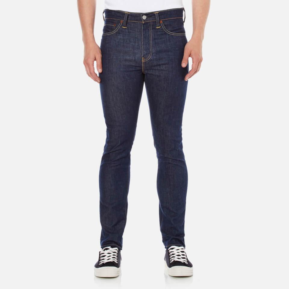 Levis Mens 510 Skinny Fit Jeans Broken Raw W32/l32