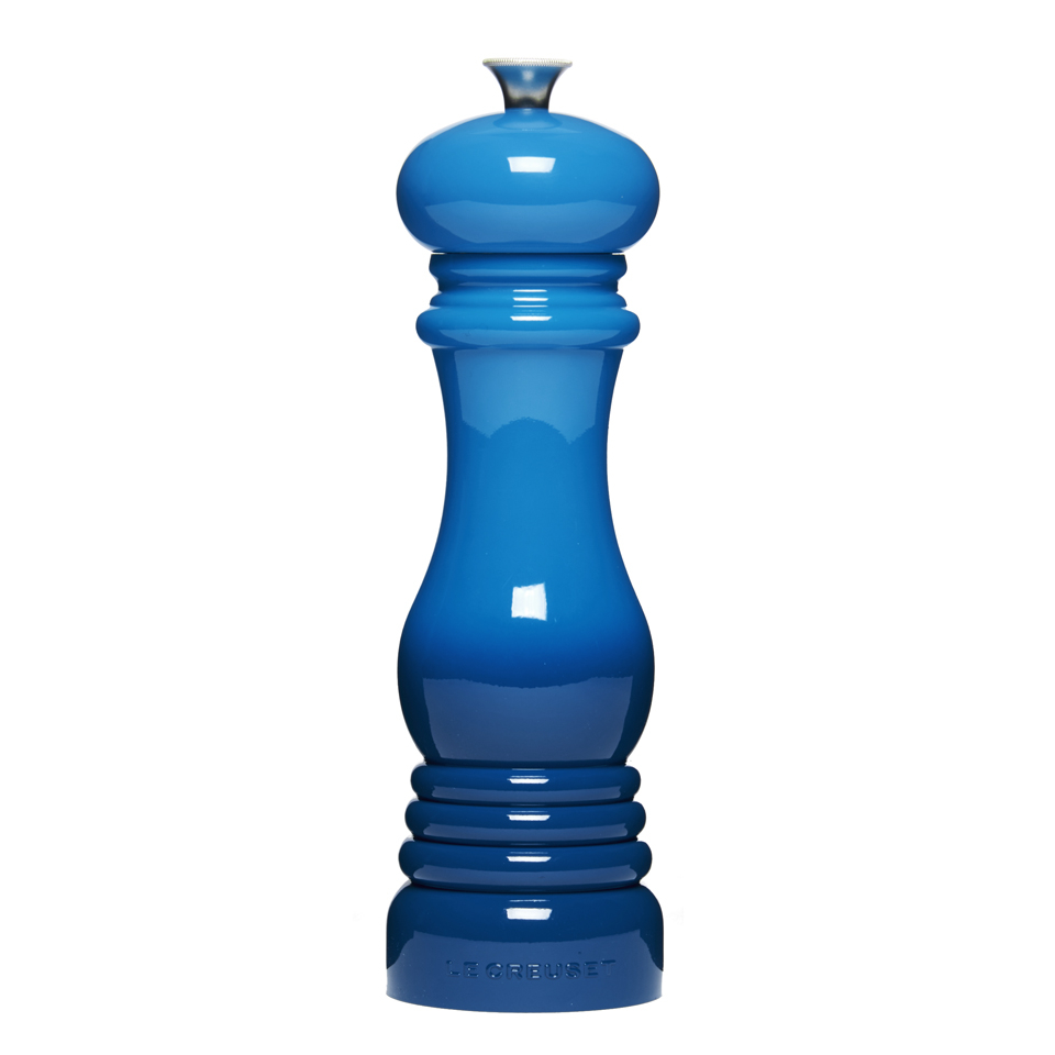le-creuset-ceramic-pepper-mill-marseille-blue
