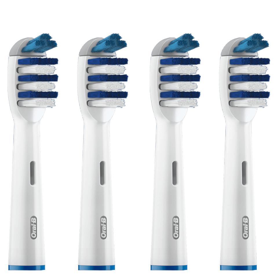 Oral-B Trizone Brush Refill Heads (x4)