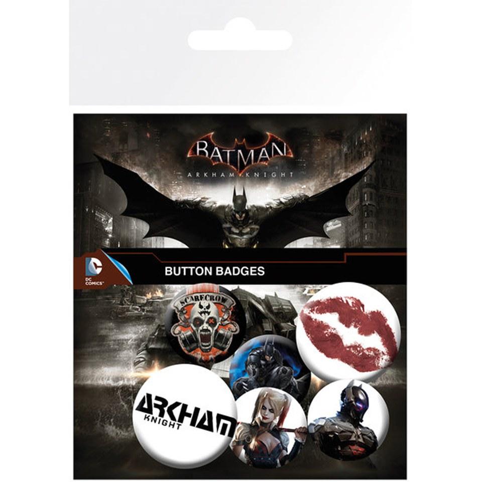 dc-comics-batman-arkham-knight-mix-2-badge-pack