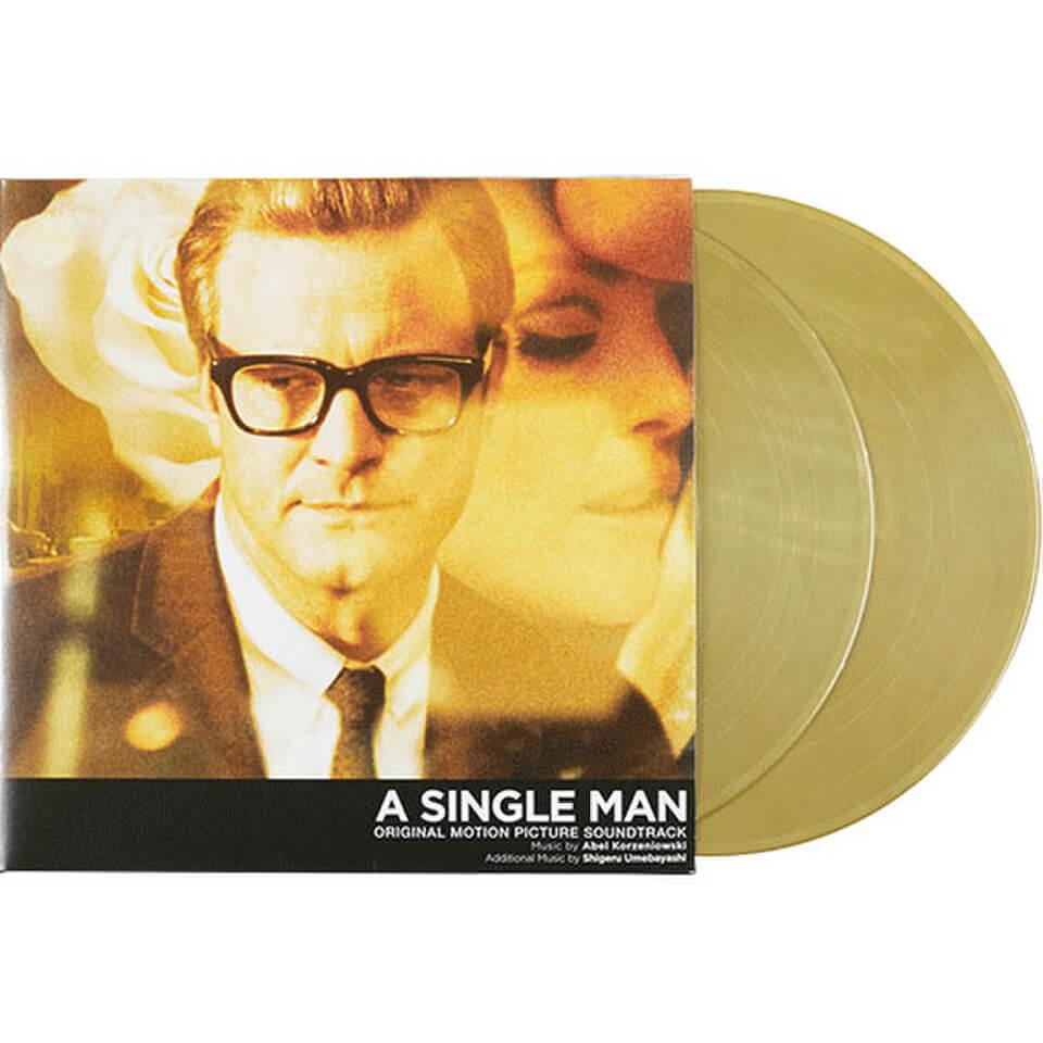 A Single Man Zavvi Exclusive Vinyl Soundtrack 2lp 500