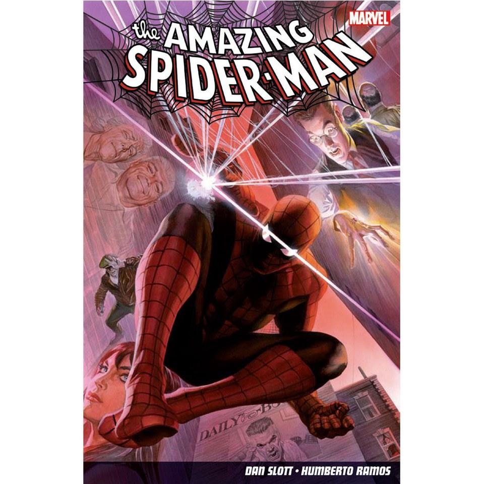Amazing Spider-Man - Volume 1: The Parker Luck Graphic Novel