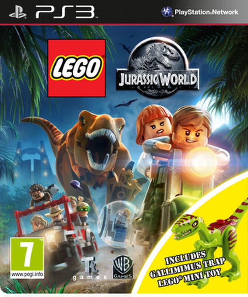 LEGO Jurassic World: Gallimimus Edition PS3 | Zavvi