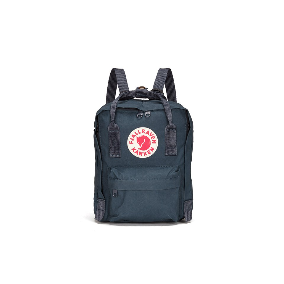 Fjallraven Kanken Mini Backpack Navy Mens Accessories