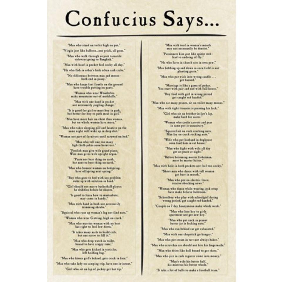 confucius teachings pillars in the nursing