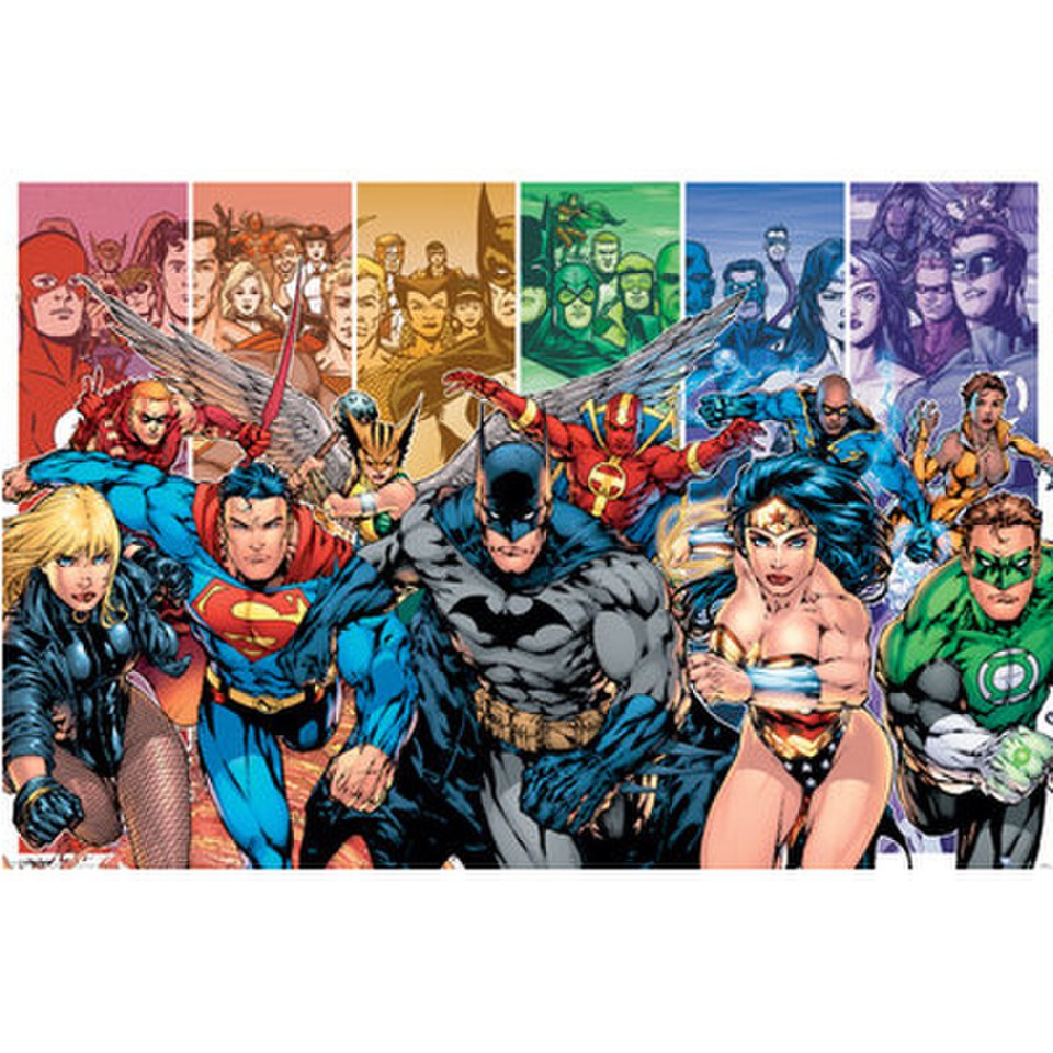 justice-league-america-generations-24-x-36-inches-maxi-poster