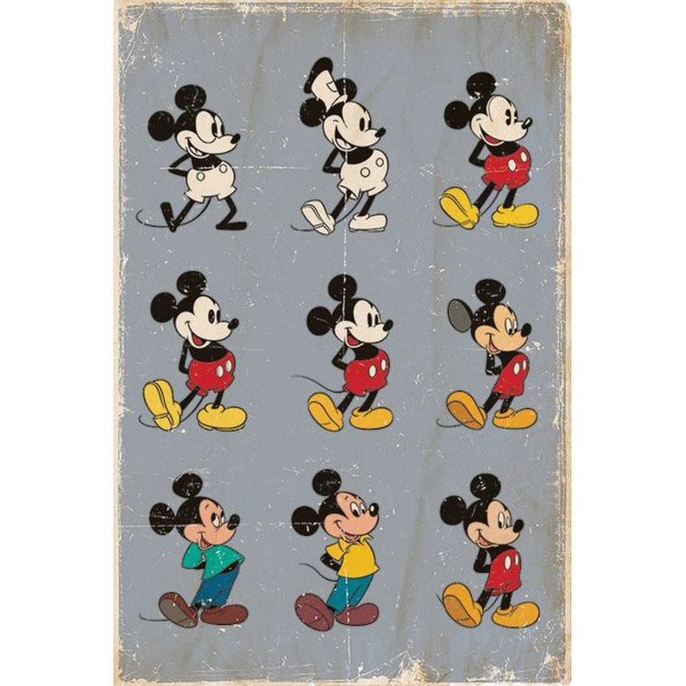 disney-mickey-mouse-evolution-24-x-36-inches-maxi-poster