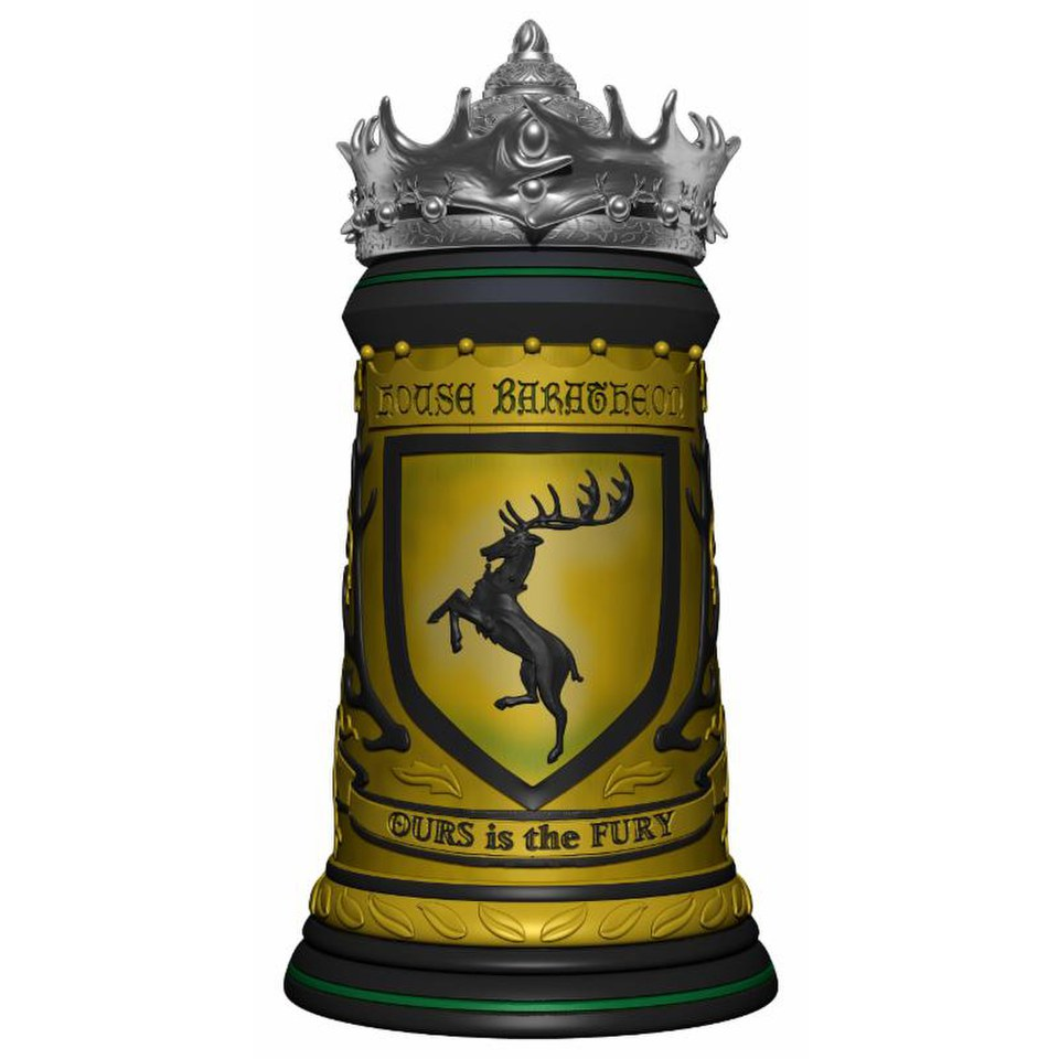 Game of Thrones Baratheon Stein