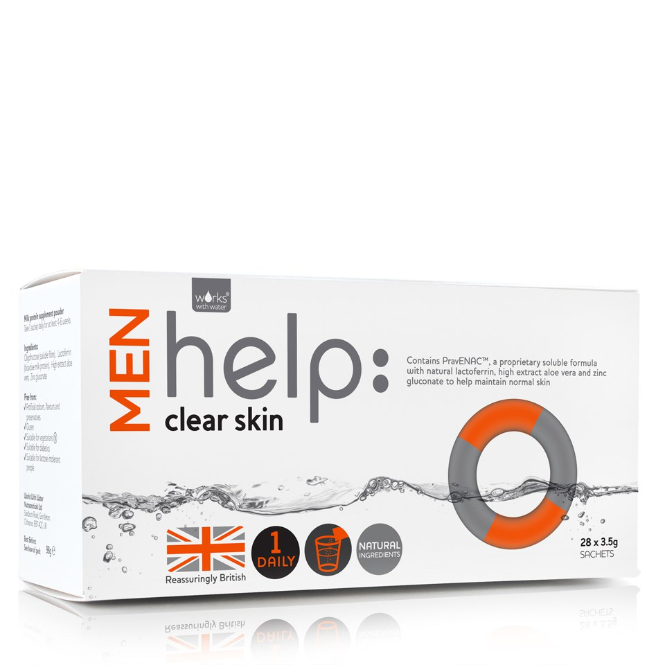 works-with-water-men-help-clear-skin-soluble-supplement-28-x-35g