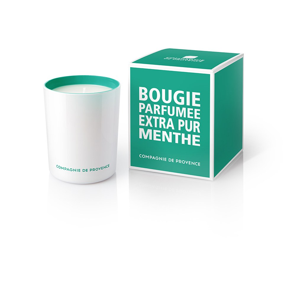 compagnie-de-provence-extra-pur-candle-mint-tea-180g