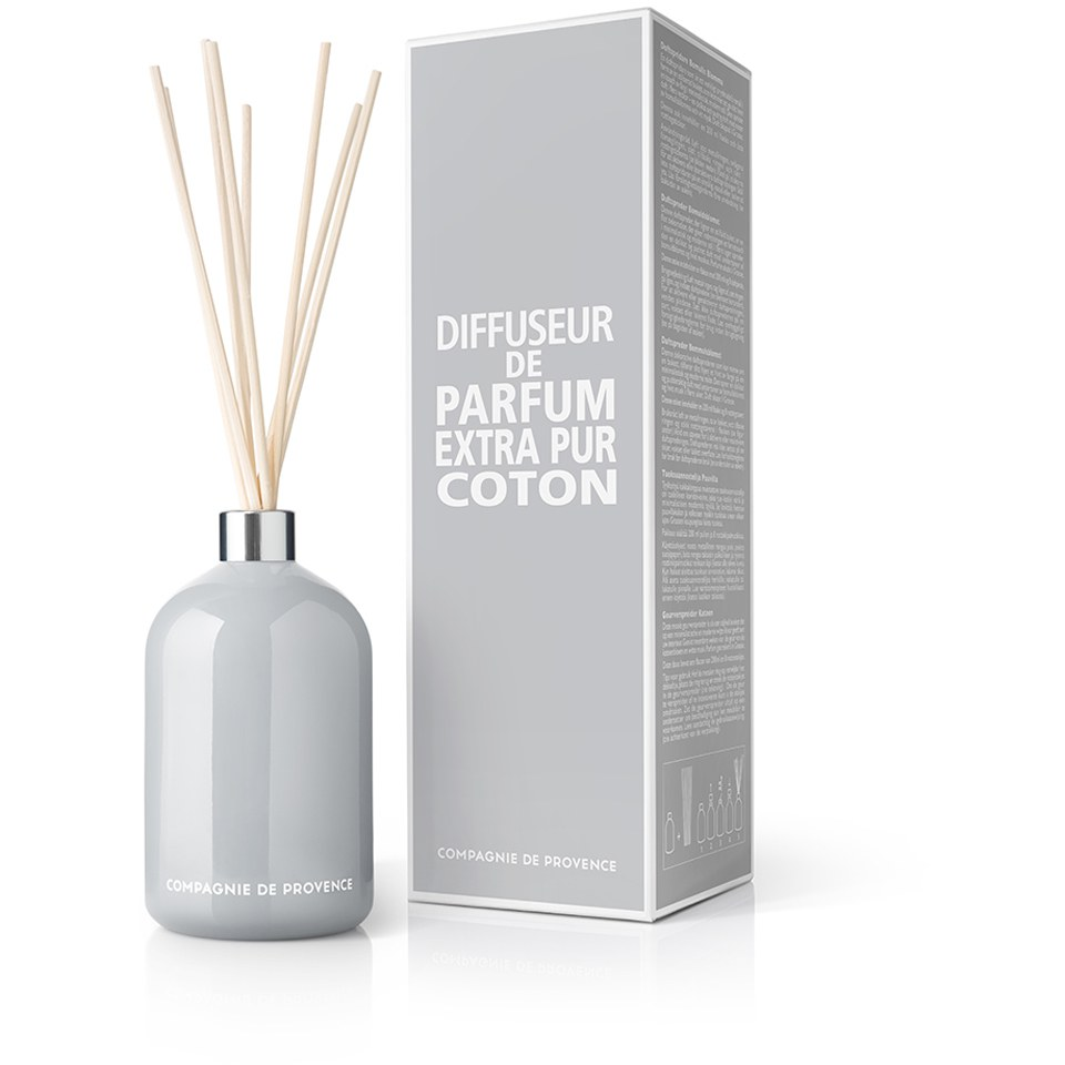 compagnie-de-provence-extra-pur-fragrance-diffuser-cotton-flower-200ml