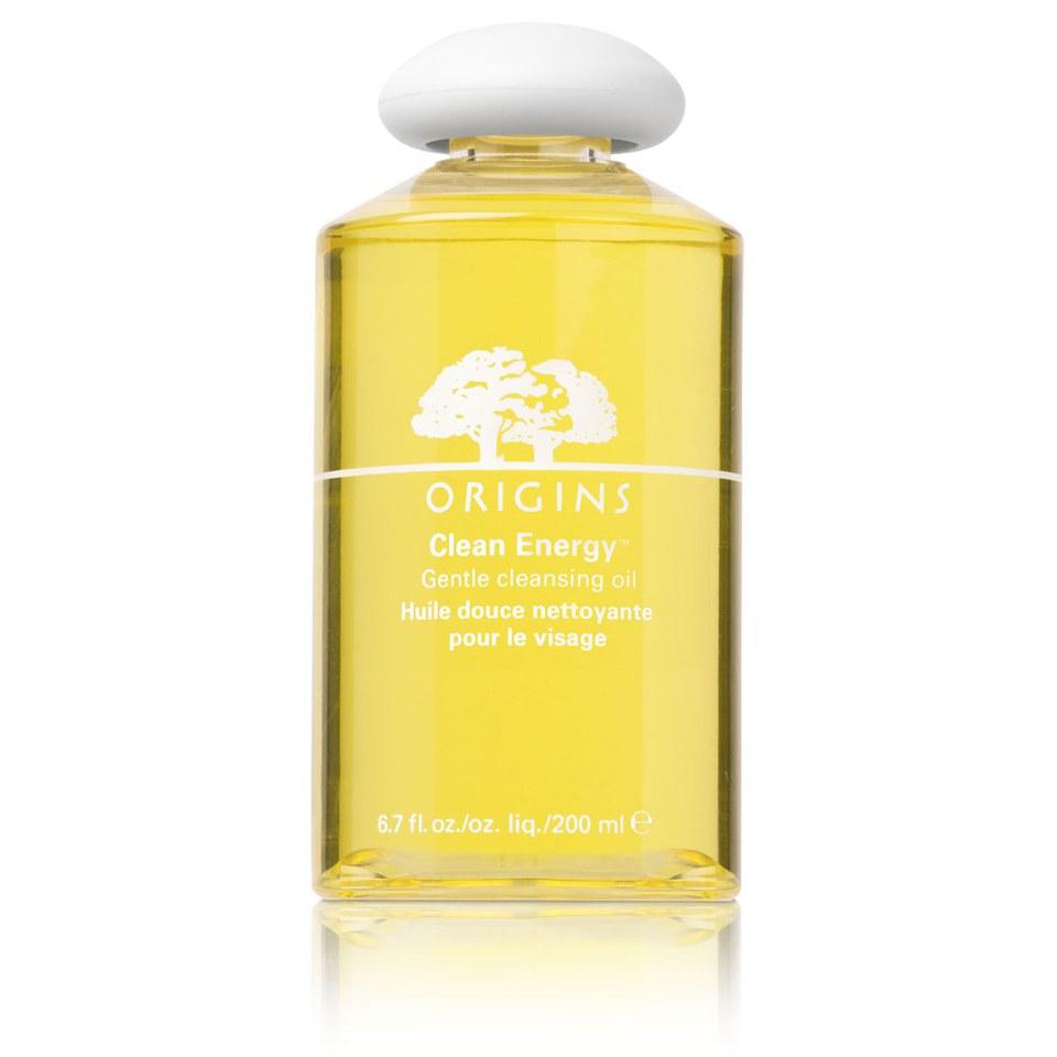 Origins Clean Energy Gentle Cleansing Oil 200 ml