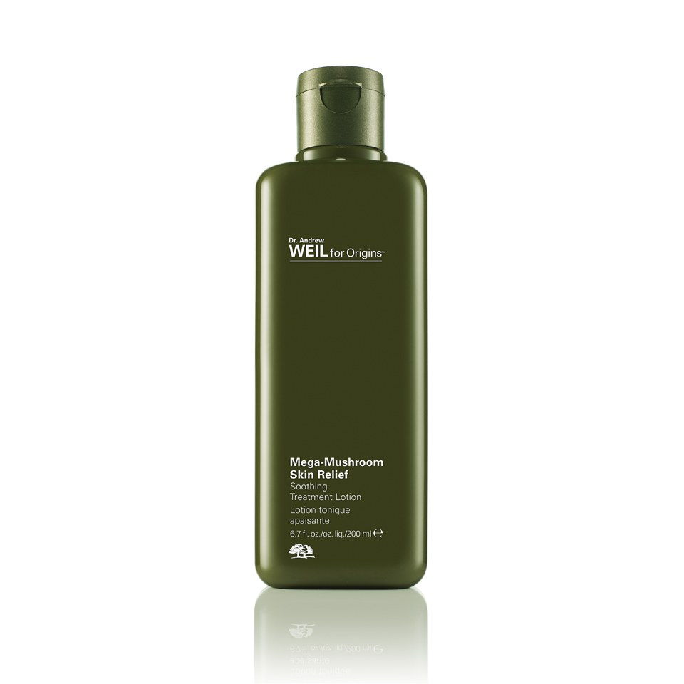 Origins Dr Andrew Weil Mega-Mushroom Skin Relief Advanced lotion calmante (200ml)