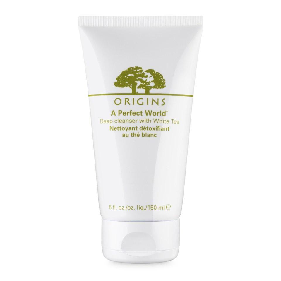 Origins A Perfect World Antioxidant Cleanser med White Tea 150 ml